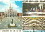 Milan Italy Three Views cs8458