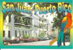 Click here to enlarge image and see more about item cs9348: San Juan Puerto Rico Streets of Old San Juan cs9348