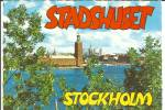 Stockholm Sweden City Hall