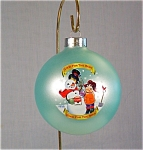 Click here to enlarge image and see more about item d0859: Campbell's Soup Kids Ornament  1998