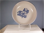 Click here to enlarge image and see more about item d0889: Pfaltzgraff Yorktowne 8 1/2 inch Vegetable Bowl