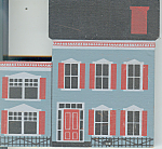 Click here to enlarge image and see more about item d2699: Cats Meow  Series IV Westbrook House 1989