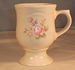 Click here to enlarge image and see more about item d2775: Pfaltzgraff Tea Rose Mug