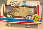 Click here to enlarge image and see more about item d2831: 1913 Ford Model T Delivery Coin Bank