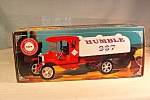 Click here to enlarge image and see more about item d2838: Humble Oil Co Toy Tanker Truck