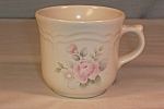 Click here to enlarge image and see more about item d2840: Pfaltzgraff Tea Rose Cup