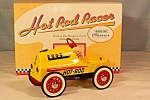 Click here to enlarge image and see more about item d2843: 1956 Garton Hot Rod Racer Mini Pedal Car