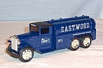 Click here to enlarge image and see more about item d2855: Ertl 1930 Diamont T Tanker Truck Coin Bank