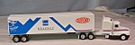 Click here to enlarge image and see more about item d2864: Du Pont Environmental Ertl Tractor Trailer