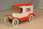 Click here to enlarge image and see more about item d2868: Ertl 1917 Ford Model T Coin Bank CR'S Markets