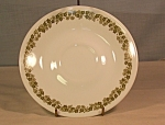 Click here to enlarge image and see more about item d2896: Corelle Crazy Daisey  Saucer by Corning