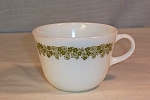 Click here to enlarge image and see more about item d2897: Pyrex Crazy Daisey Coffee by Corning