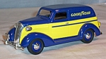 Click here to enlarge image and see more about item d2937: Goodyear 1937 Chevy Truck Coin Bank