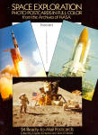 Space Exploration Photo Postcards in Full Color