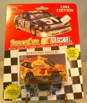 Click here to enlarge image and see more about item d3414: Racing Champions Sterlin Marlin #4 Diecast