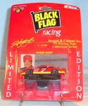Click here to enlarge image and see more about item d3419: Harry Gant #7,Diecast 1:64 Black Flag Promo Package
