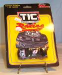 Click here to enlarge image and see more about item d3422: Jeff Burton #8,Diecast 1:64 TIC Financial Promo Package
