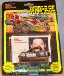 Click here to enlarge image and see more about item d3447: Richard Griffin #7  Sprint Car World of Outlaws 1:64 Di