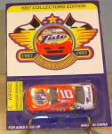 Click here to enlarge image and see more about item d3458: Ricky Rudd #10  Nascar Diecast 1:64   Promo Pkg