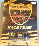 #98 Jimmy Spencer Moly Black Gold Diecast Promo Package