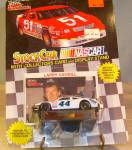Click here to enlarge image and see more about item d3490: #44 Larry Caudill US Army Nascar Diecast 1:64