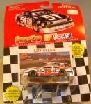 Click here to enlarge image and see more about item d3491: #19 Loy Allen Hooters Nascar  Diecast 1:64