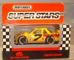 #7 Harry Gant MAC Tools Match Box Super Stars Race Car