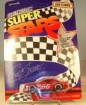 #66 Chad Little Match Box Super Stars Race Car