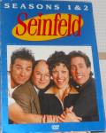 Click here to enlarge image and see more about item DVD0003: Seinfeld  Seasons 1 and 2 4 Discs in a boxed set DVD0003