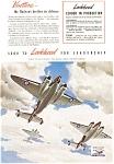 Lockheed Ventura Bomber Ad