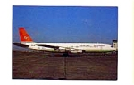 Arab Air Cargo 707 Airline Postcard feb0956