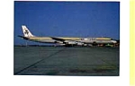 Aer Turas DC-8 Airline Postcard feb1060
