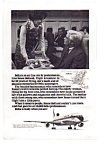 Click here to enlarge image and see more about item feb1151: Delta Professional Flight Attendant Ad feb1151