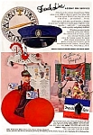Click to view larger image of French Line Ads 1950s (Image1)