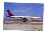 Orion Airways A300 Airline Postcard feb2354