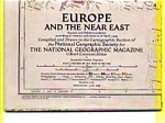 Click here to enlarge image and see more about item feb2558: Europe and the Near East