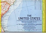 Click here to enlarge image and see more about item feb2962: The United States 1968 Map