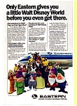 Click here to enlarge image and see more about item feb3220: Eastern Airlines Seven Dwarfs Ad feb3220