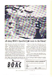 BOAC Speedbird Orient  Tour Ad feb3273
