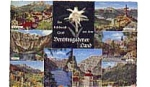 Click here to enlarge image and see more about item feb3341: Edelweiss Berchtesgarden Postcard
