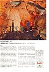 Click here to enlarge image and see more about item gas02: Sinclair Oil Mammoth Cave Ad