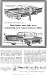 Click here to enlarge image and see more about item jan0573: 1958 Studebaker Ad jan0573
