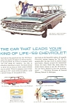 1959 Chevrolet Full Line Wagon  Ad