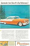 Click here to enlarge image and see more about item jan0590: 1955 Pontiac Custom Catalina Ad