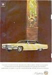 1969 Cadillac Coupe De Ville Ad