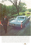 Click here to enlarge image and see more about item jan0886: 1963 Cadillac 2 Door Hardtop Ad jan0886