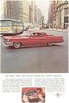 1964 Cadillac 2-Door Hardtop Ad