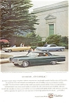 1965 Cadillac Sedan De Ville Ad