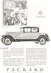 Click here to enlarge image and see more about item jan0972: 1927 Packard Eight Coupe Automobile Ad jan0972