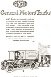 Click here to enlarge image and see more about item jan1171: 1920 GMC Truck Ad